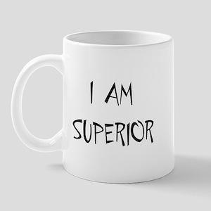 I Am Superior Mug