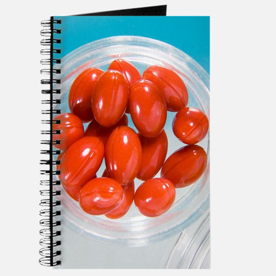 Lutein supplement capsules Journal
