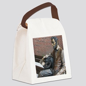 Lincoln 3 Canvas Lunch Bag