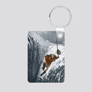 Linnaeus in Lapland, 1732 Aluminum Photo Keychain