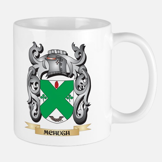 Mchugh Coat of Arms - Family Crest Mugs