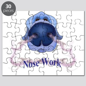NOSE WORK Puzzle
