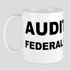Audit the feddbumpl Mug