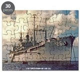 Navy destroyers Puzzles