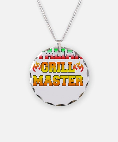 Italian Grill Master Necklace