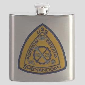 uss shenandoah patch transparent Flask