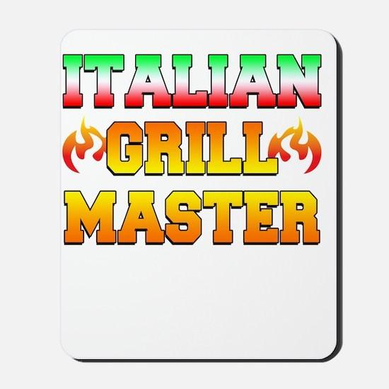 Italian Grill Master Mousepad