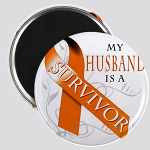 My Husband is a Survivor Magnet