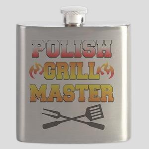 Polish Grill Master Apron Flask