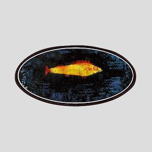 Paul Klee Goldfish Patch