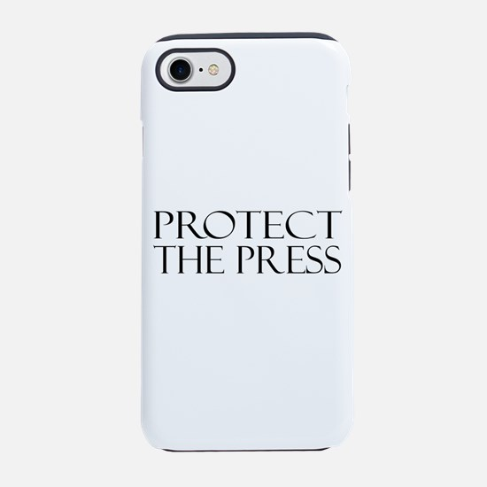 Protect the Press iPhone 8/7 Tough Case