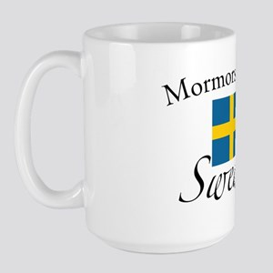 Mormors Are The Swedest Large Mug