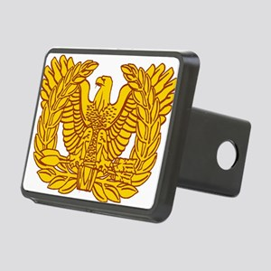 warrant officer eagle Rectangular Hitch Cover