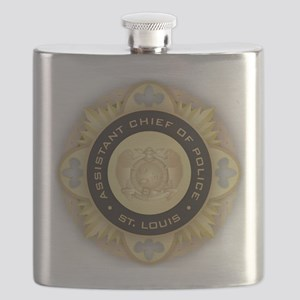Assistant Chief of Police Flask