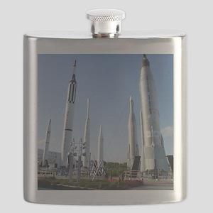 Kennedy Space Center Rocket Garden Flask