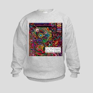 Kids' Pattern Sweatshirt