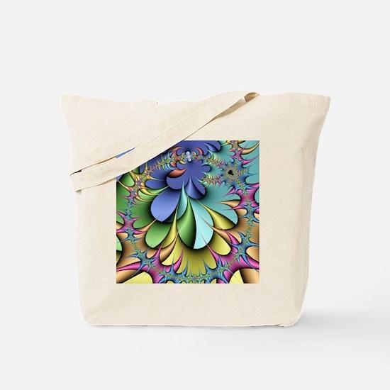 Julia fractal Tote Bag