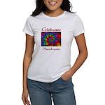 Women's Celebrate Neurodiversity T-shirt