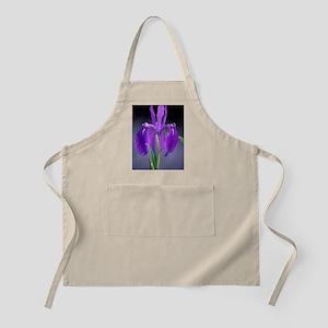 Japanese water iris (Iris laevigata) Apron