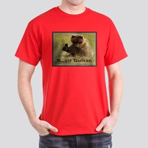 B.r guitar Red T-Shirt