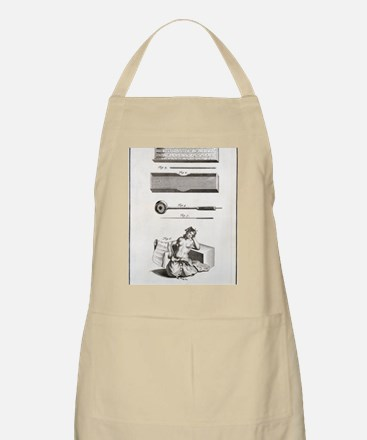 Japanese acupuncture Apron
