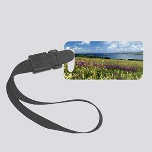 Isle of Jura, Scotland Small Luggage Tag