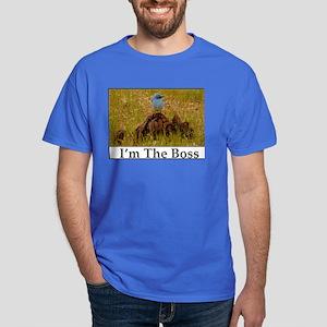 I'm The Boss Royal T-Shirt