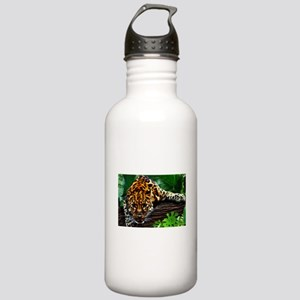 Jungle Cheetah Stainless Water Bottle 1.0L