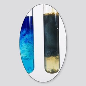 Hydroxide precipitates Sticker (Oval)