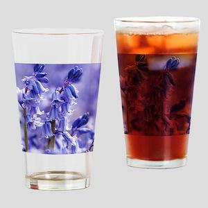 Hyacinthoides x massartiana Drinking Glass