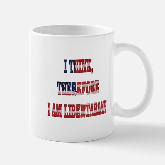 Think Libertarian Mug