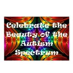 Celebrate Autism Postcards (Package of 8)