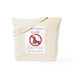 Autistics Against ABA Tote Bag