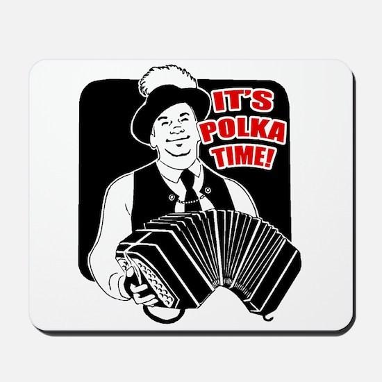 It's Polka Time Mousepad