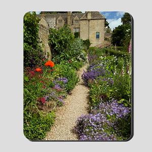 Herbaceous garden plants, UK Mousepad