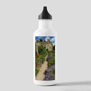 Herbaceous garden plan Stainless Water Bottle 1.0L