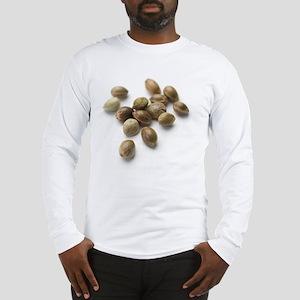 Hemp seeds Long Sleeve T-Shirt