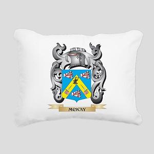 Mckay Coat of Arms - Fam Rectangular Canvas Pillow