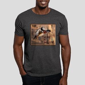 Sport A Woody Charcoal T-Shirt