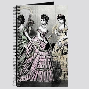 Embassy Ball, 9x12 Print Journal