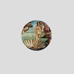 Renaissance Mini Button