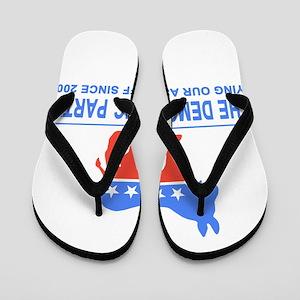 Lying Dems Flip Flops