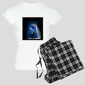 Global environment, concept Women's Light Pajamas