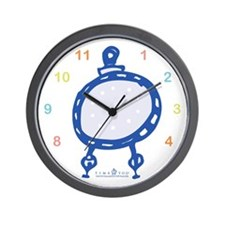 Time Too Wall Clock