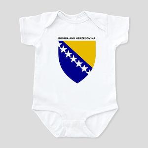 Bosnia_and_Herzegovina Infant Bodysuit