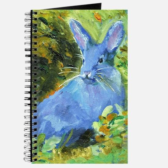 Blue Bunny Journal