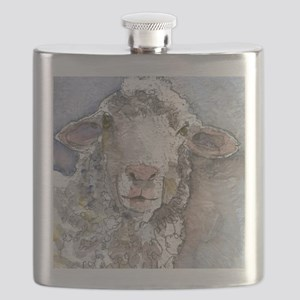 Shorn This Way, Sheep Flask