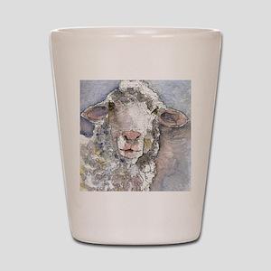 Shorn This Way, Sheep Shot Glass