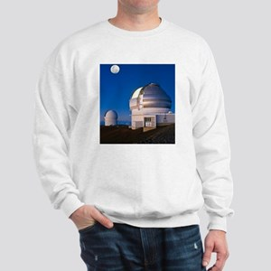 Gemini North telescope, Hawaii Sweatshirt