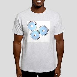 Gear wheels, artwork Light T-Shirt
